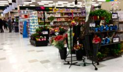 Acme's flower department